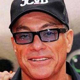 Jean-Claude Van Damme Girlfriend dating