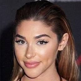 who is dating Chantel Jeffries Boyfriend